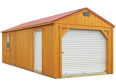 Garage Package By Old Hickory Sheds And Buildings