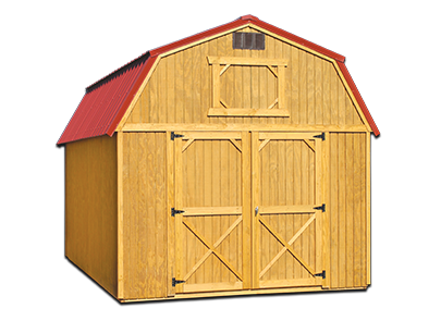 Lofted Barn by Old Hickory Sheds and Buildings