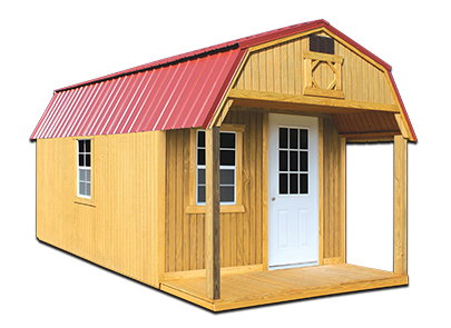 Playhouse Package by Old Hickory Sheds and Buildings