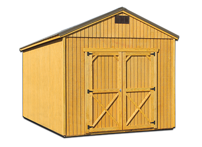 Utility Shed by Old Hickory Sheds and Buildings